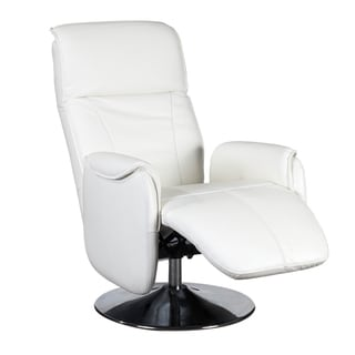 Zeal Pure White Motion Chair