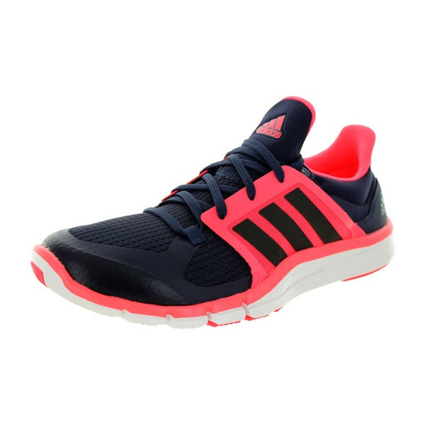 Adidas Women's Adipure 360.3 W NavyBlue/Pink Running Shoe