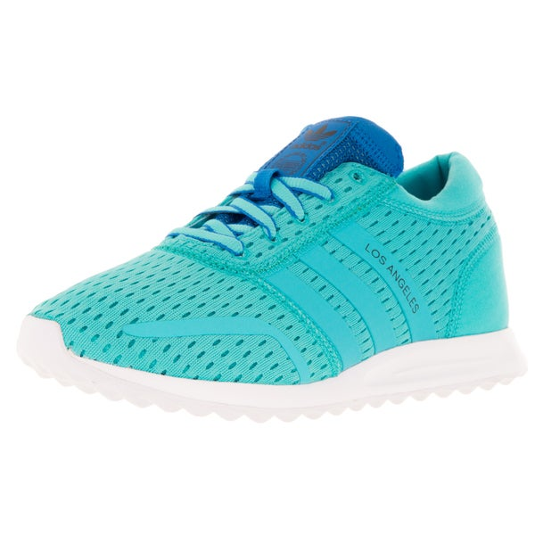 Adidas Women's Los Angeles W Originals Blueglo/Blueglo/ShoBlue Training Shoe