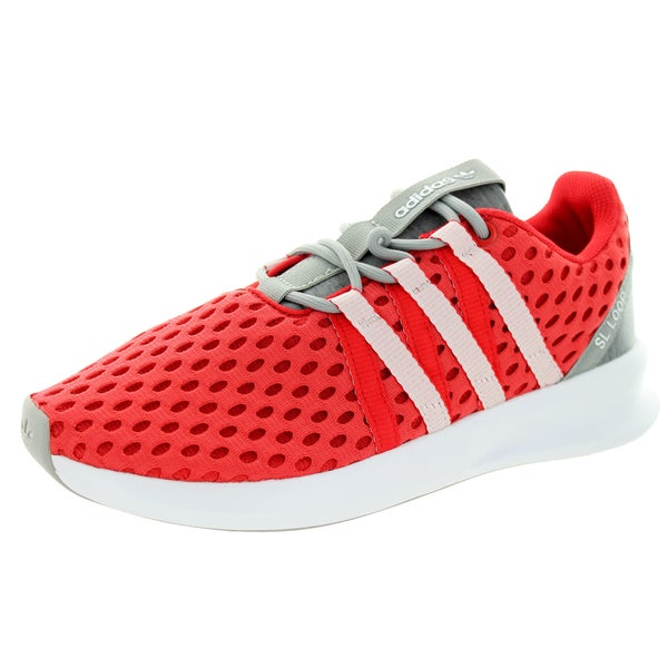 Adidas Women's Sl Loop Racer W Originals Tomato/White/ Running Shoe
