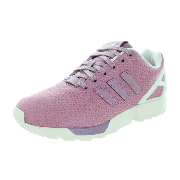 Adidas Women's Zx Flux W Originals Pink/Pink/White Running Shoe
