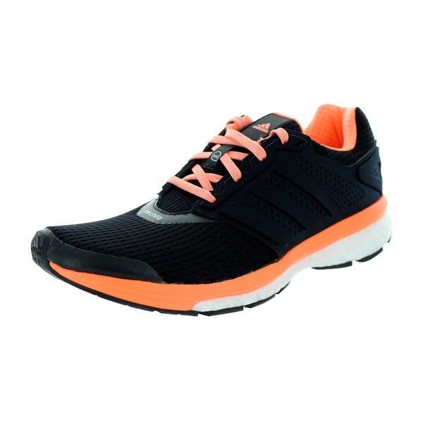 Adidas Women's Supeova Glide 7 W Core Black Running Shoe