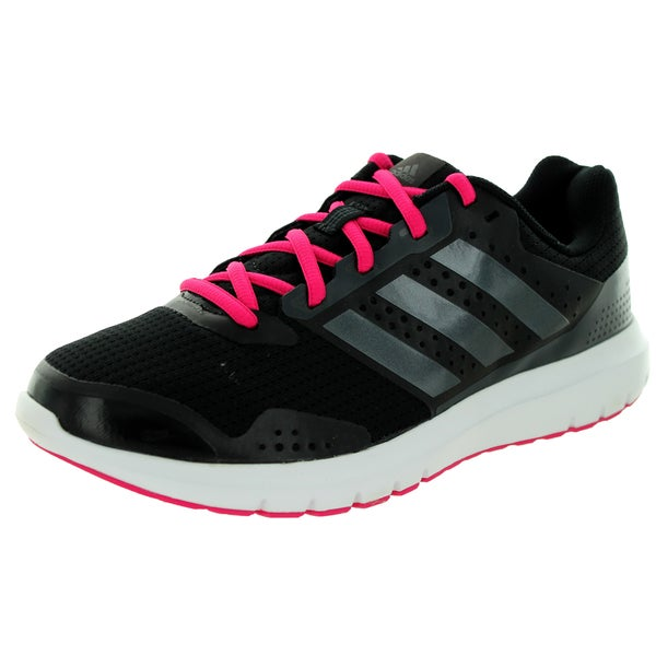 Adidas Women's Duramo 7 W Black/Pink Running Shoe