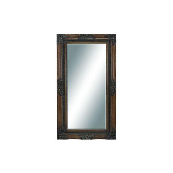Wood 80-inch High x 44-inch Wide Framed Mirror