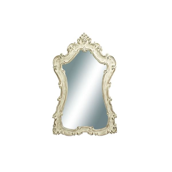 Wood 89 Inches High x 57 Inches Wide Wall Mirror