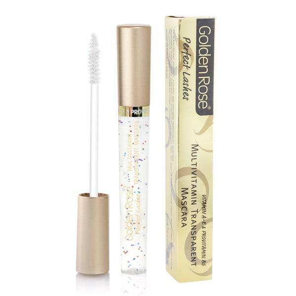 Golden Rose Perfect Lashes Multi-vitamin Transparent Mascara