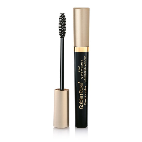Golden Rose Perfect Lashes 2-in-1 Super Volume & Lengthening Mascara