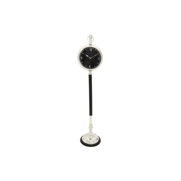 Metal 53-inches High x 11-inches Wide Floor Clock