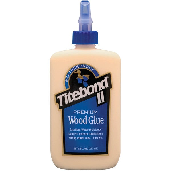 Titebond 5003 8 Oz Titebond II Wood Glue