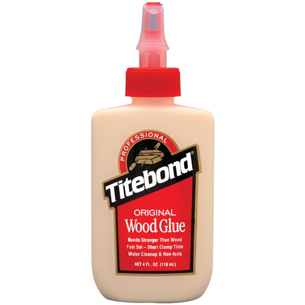 Titebond 5062 4 Oz Titebond Original Wood Glue