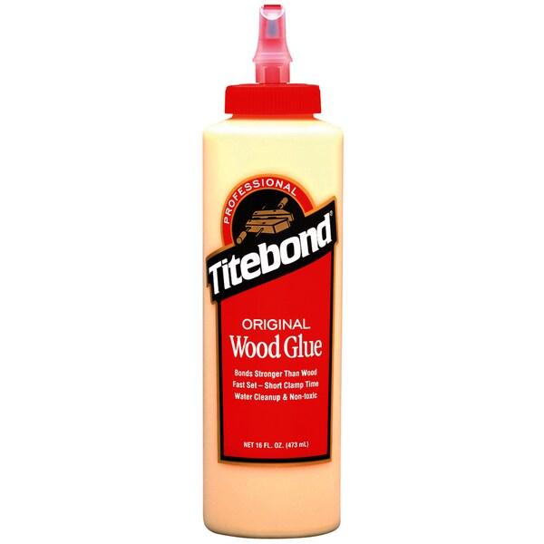 Titebond 5064 16 Oz Titebond Original Wood Glue