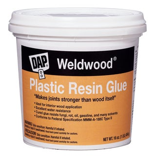 Dap 00203 1 Lb Weldwood Plastic Resin Glue