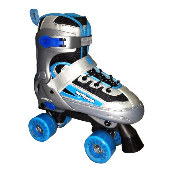 Mongoose Deluxe Quad Skates