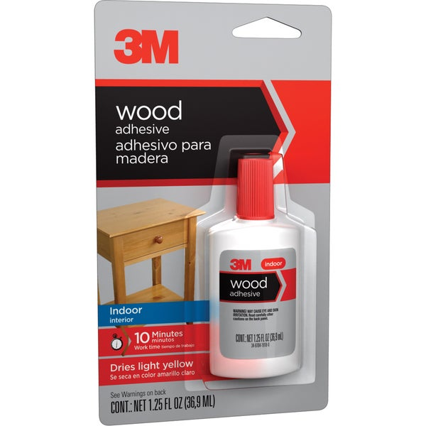 3M 18020 1.25 Oz Interior Wood Adhesive
