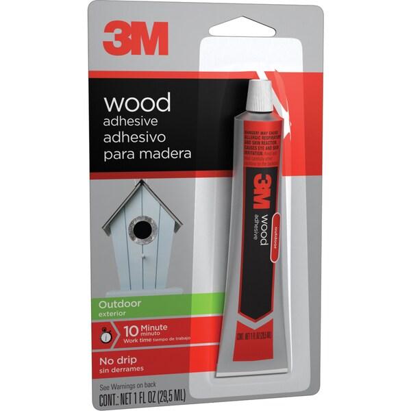 3M 18021 1 Oz Exterior Wood Adhesive