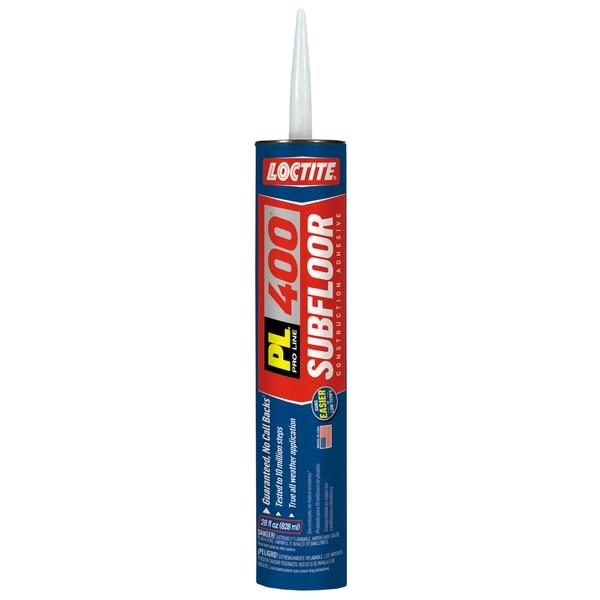 PL 1602142 28 Oz Sub Floor & Deck Adhesive
