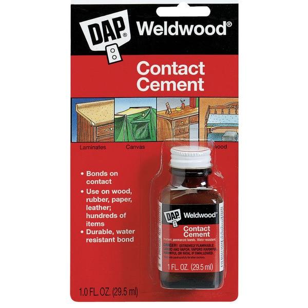 Dap 00102 1 Oz Weldwood Contact Cement