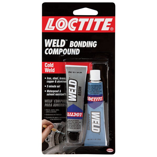 Loctite 1289263 2 Oz Weld Bonding Compound Cold Weld