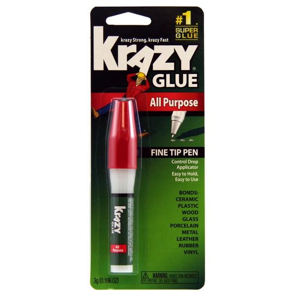 Krazy Glue KG82448R All Purpose Krazy Glue Pen