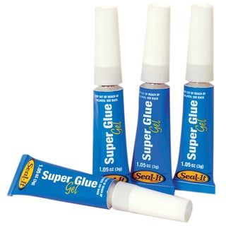 Lepages 35234 4-count Super Glue Gel