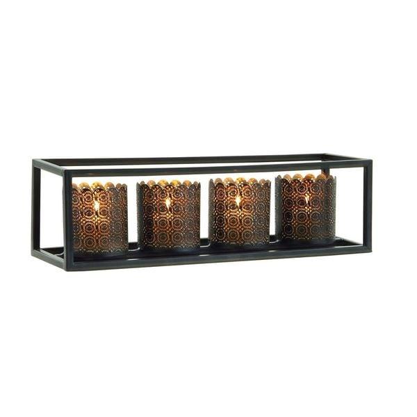 Black Iron 4-votive Candleholder 19542358