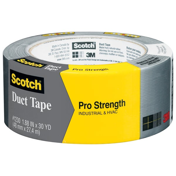 3M 1230-A 30 Yard Duct Tape Pro
