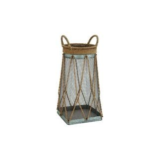 12 Inches Wide x 28 Inches High Jute Basket