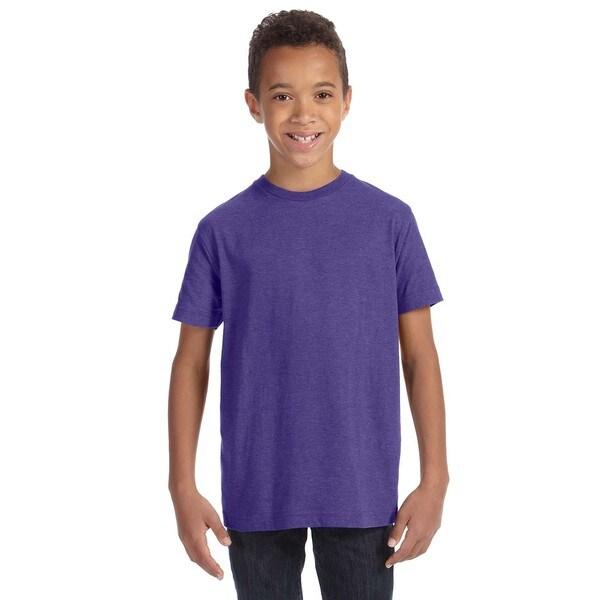Vintage Fine Youth Jersey Vintage Purple T-shirt