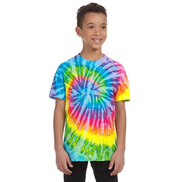 Boy's Saturn Tie-Dyed T-Shirt