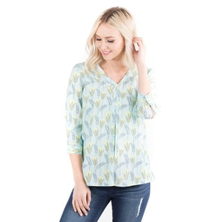 DownEast Basics Women's Blouse