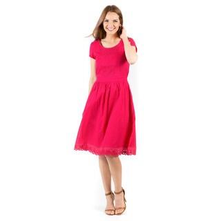 DownEast Basics Then Again Dress