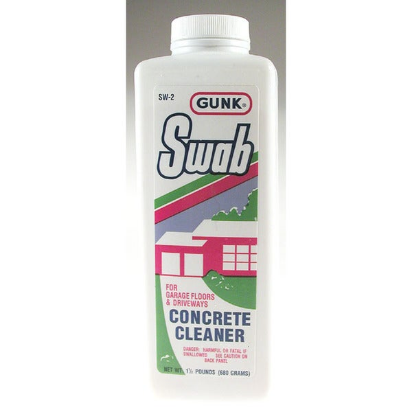 Gunk SW2 Swab Concrete Cleaner