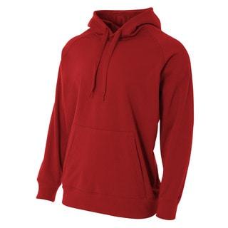 Boys' NB4237 Scarlet Red Tech Fleece Hoodie