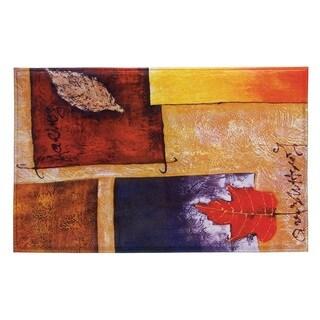 Rosemary Colorful Fall Floor Mat