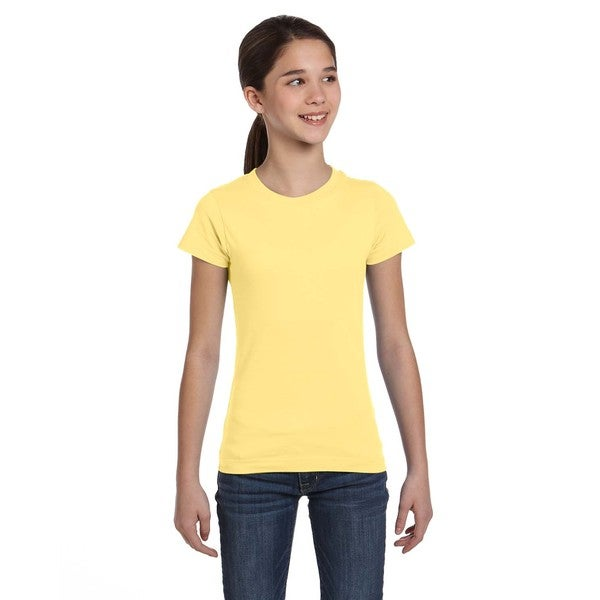 Girls' Butter Fine Jersey T-shirt 19545929
