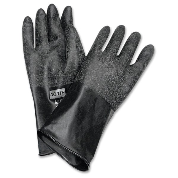 NORTH Butyl Chemical Protection Gloves - (1 PerPair)