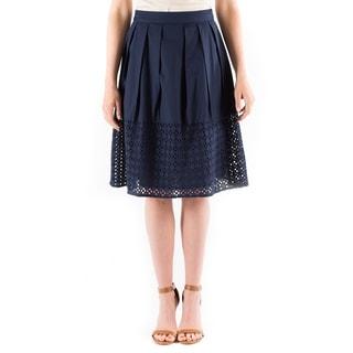 DownEast Basics Women's Garden Delight Skirt