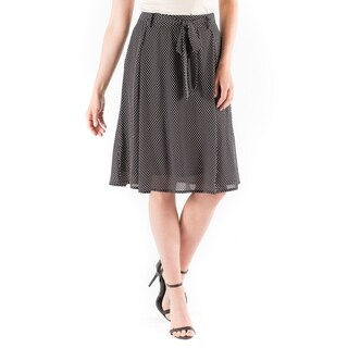 DownEast Basics Women's Fall Festival Skirt
