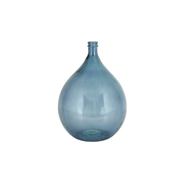 Glass 22-inch High x 15-inch Wide Vase
