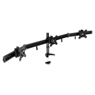First Base Mounting Arm for Monitor - Black