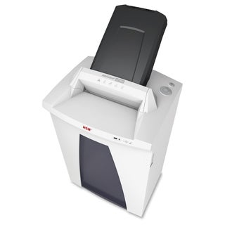 HSM SECURIO AF500 Cross-Cut Shredder with Automatic Paper Feed - White