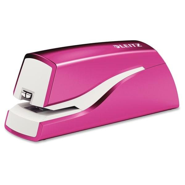 Leitz NeXXt Electric Stapler - Pink