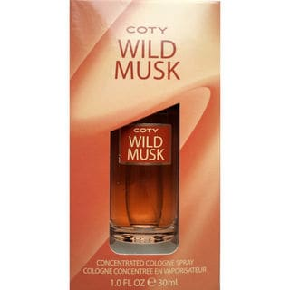 Coty Wild Musk Women's 1-ounce Perfume Concentrate Spray