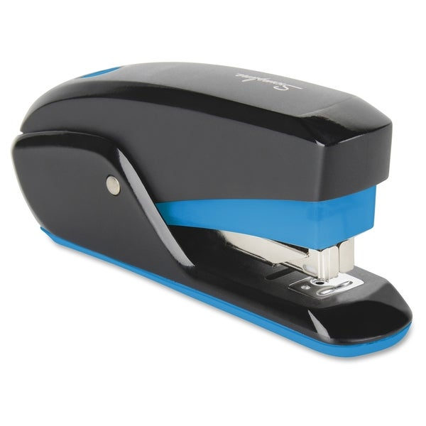 Swingline Quick Touch Compact Stapler - Black/Blue