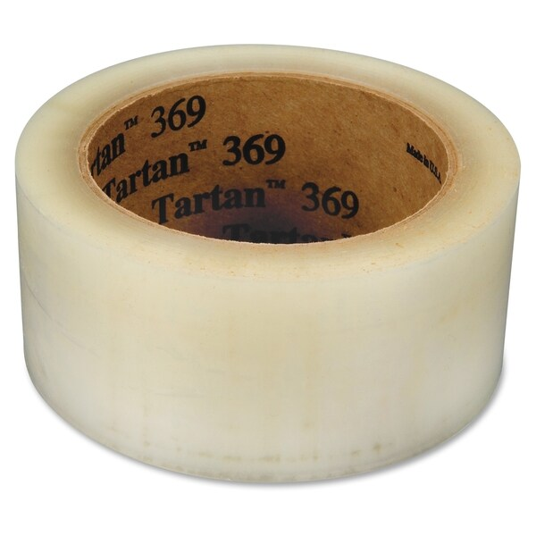 Tartan General Purpose Packaging Tape - Clear (36/Carton)