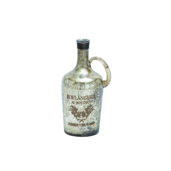 Faux Vintage Decorative Metal Boulangerie Jug/Bottle