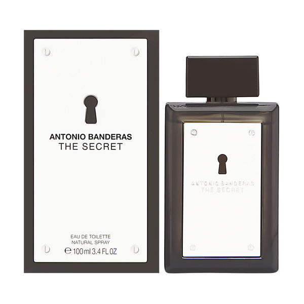 Antonio Banderas The Secret Eau De Toilette Spray