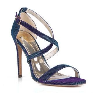 Celeste Amelia-01 Crisscross Women's High Heel Sandals