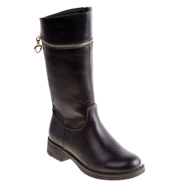 Kensie Girl Zipper Boots