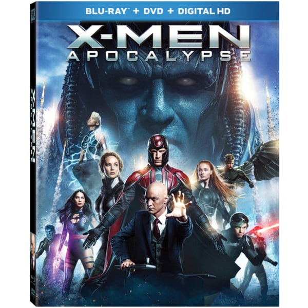 X-Men: Apocalypse (Blu-ray/DVD) 19553009